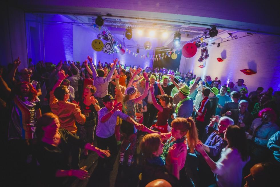 Ductape - Evenementenbureau Antwerpen